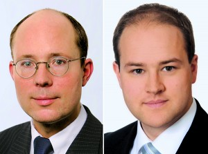 Dr. Oliver Maaß (links) und Wolfgang Troidl