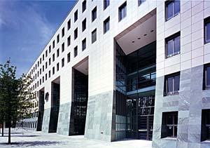 IKB-Gebäude in Düsseldorf Foto:IKB