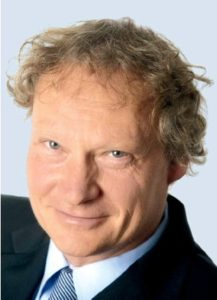 Bernhard Orlik, Geschäftsführer, HCE Haubrok AG