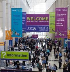 """Das """"ASCO Meeting"""" ist der weltgrößte Krebskongress und lockt einmal im Jahr Besucher aus aller Welt an. Foto: ASCO"""