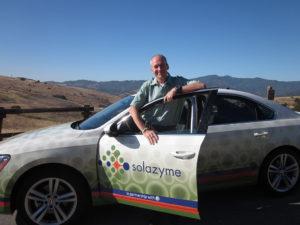 VW testet den Soladiesel bereits erfolgreich. Foto: Solazyme