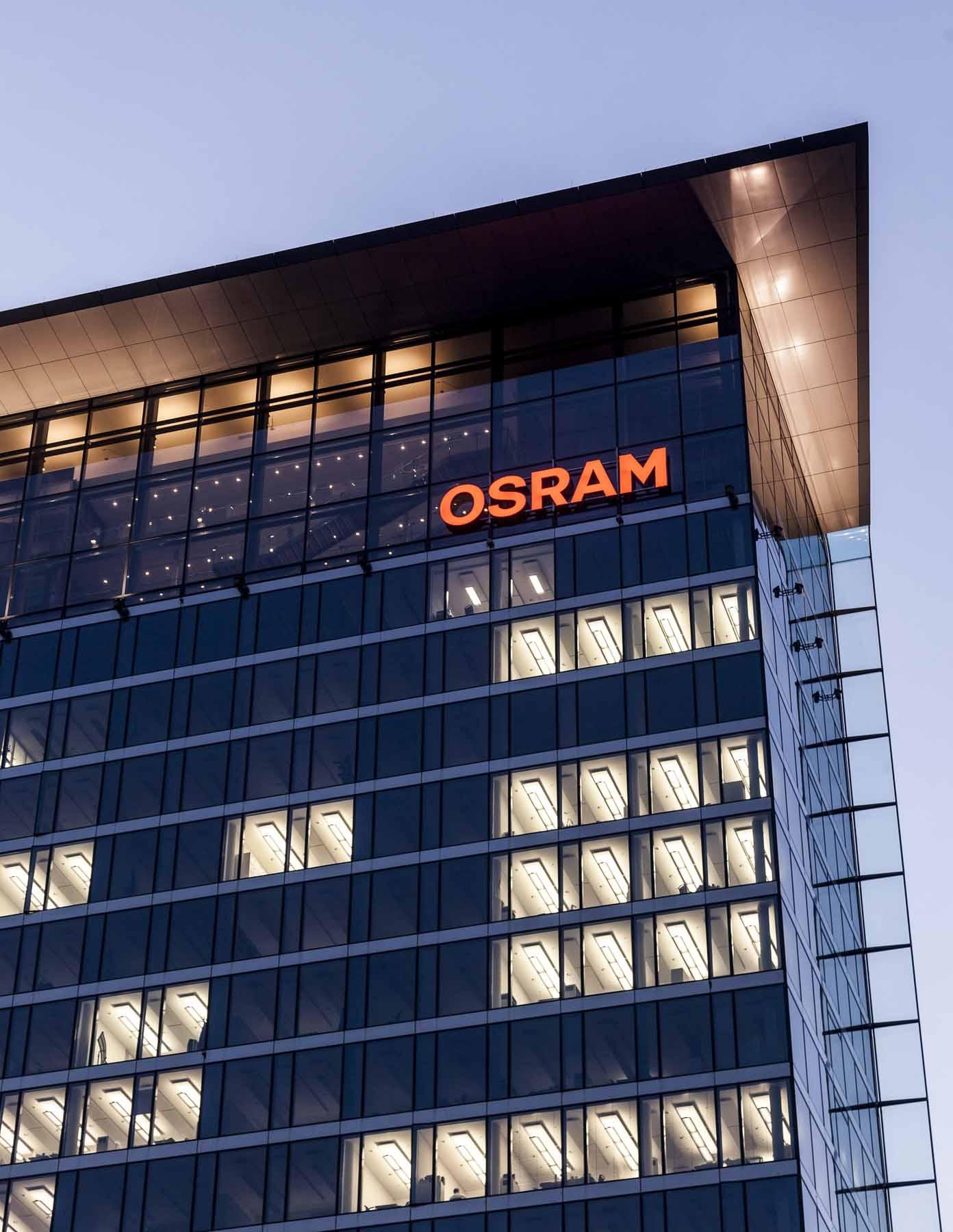 Osram Börse