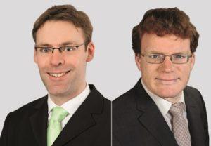 Tim Sichting und Philipp Neumann, BDO