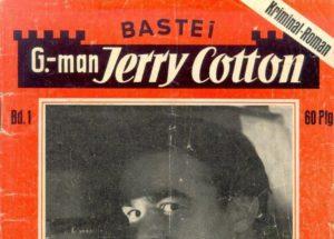 Jerry Cotton-Band 1_Originalcover