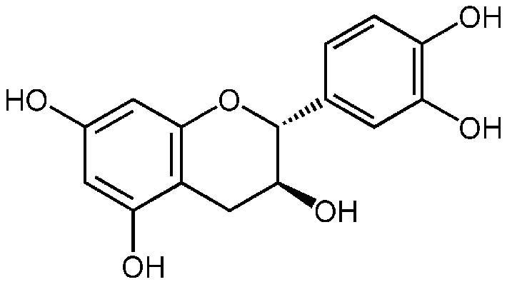 Catechin-Struktur-Veregen