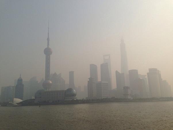 Shanghai Nebel