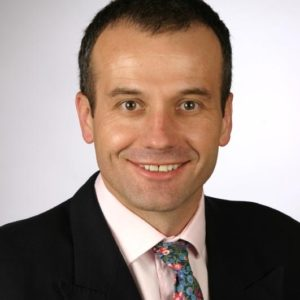 Evotec Chief Financial Officer (CFO) Colin Bond