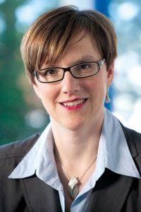 Dr. Kathrin Rübberdt, Head of Biotechnology DECHEMA e.V.