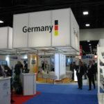 German Pavilion auff der BIO.