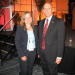 """Glen Giovanetti (EY Global Biotechnology Leader"""" im Gespräch mit Karin Hofelic"""