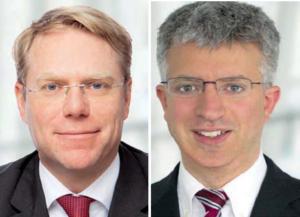 Ingo Wallenborn und Dr. Andreas Graef, BDO Legal
