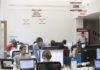 Bürobetrieb bei Rocket Internet in Berlin. Bildquelle: Rocket Internet