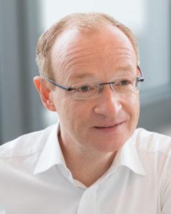 Dr. Michael Brandkamp, Geschäftsführung High-Tech Gründerfonds