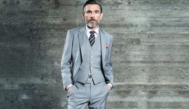 Mode der Marke Baldessarini