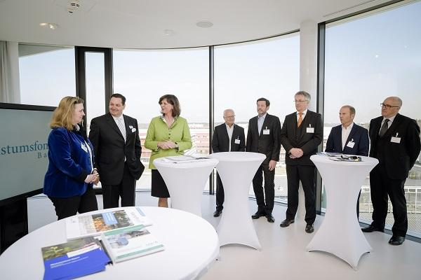 Ilse Aigner gab am Freitag den offiziellen Start des Wachstumsfonds Bayern bekannt