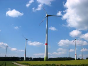 Windpark Kappel, CHORUS Clean Energy