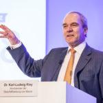 Dr. Karl-Ludwig Kley, Vorsitzender der Geschäftsleitung von Merck, fordert eine Stärkung des Kapitalmarkts.
