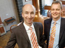 Axel Stauder, Dr. Thomas Stauder (v.l.n.r.) - die Geschäftsführer