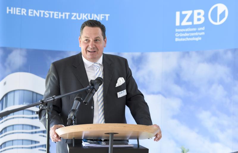 IZB Jubiläum: Rede von Herrn Zobel
