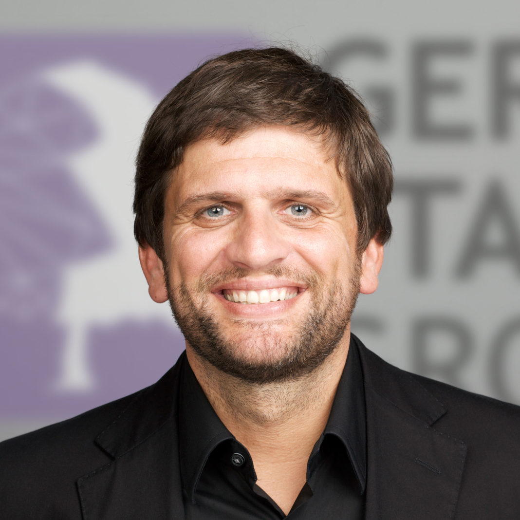 Christoph Gerlinger, CEO German Startups Group
