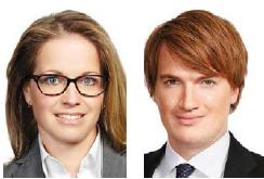 Dr. Eva Nase und Philipp Opitz