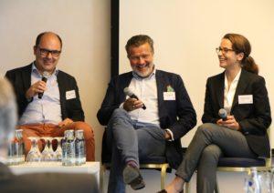 """Panel zum Thema: """"Crowdinvesting: Regulatorisches und VC-Kompartibilität"""""""