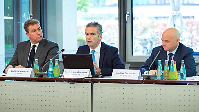 Pressekonferenz in Frankfurt. Fotos: cometis