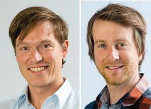 Nils Mahler und Timo Müller sind Gründer und Geschäftsführer von lingoking.