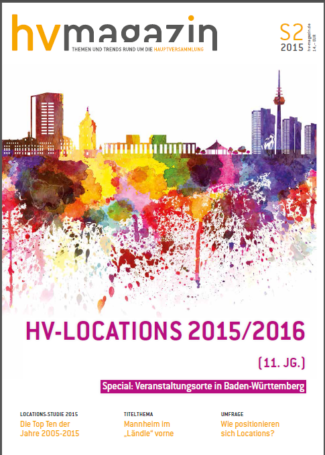 HV-Locations 2015/2016