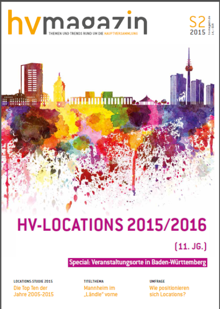 HV-Locations 2015/2016