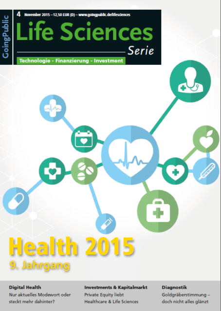 Life Sciences Serie Health 2015