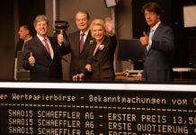 Schaeffler startet mit einem Börsengang light