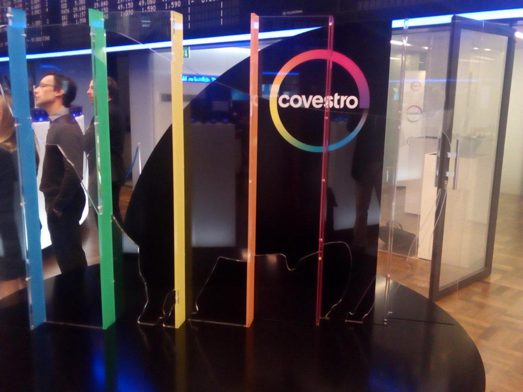 Covestro Börsenstart