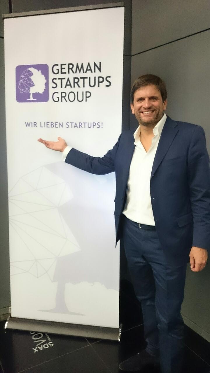 Christoph Gerlinger, CEO German Startups Group