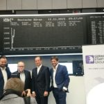 Listing German Startups Group