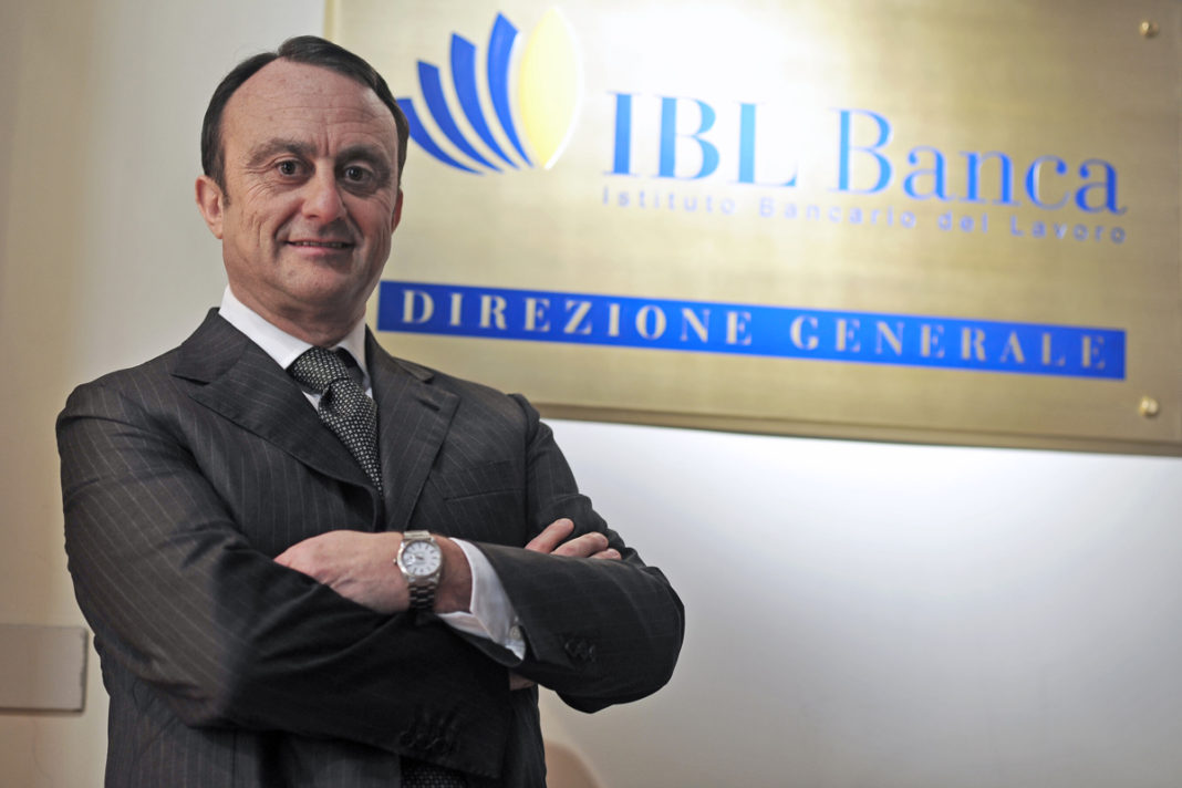 Mario Giordano, IBL Banca