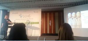 """Birgit Opp (VP Corprate Finance & Investor Relations, Zalando) erklärt, wie die HV mehr """"Pepp"""" bekommt."""