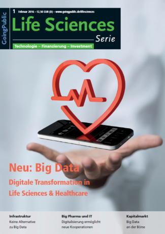 Life Sciences-Serie Big Data 2016