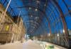 Glasvorbau des Bahnhofs Straßburg. Urheber: Matthias Reithmeier/ Seele