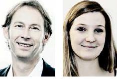 Jens Hecht und Friederike Falk, Kirchhoff Consult.