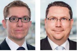 Simon René Barth und Ulrich Sommer, FAS AG