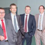 Vorstandsriege der Curetis AG