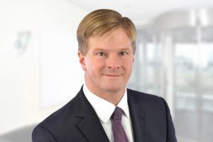 Dr. Eric Bernhard, zuvor u.a. bei McKinsey, tritt in die Fußstapfen von Dr. Mayrose. Foto: GESCO AG
