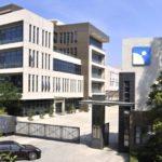 Die Firmenzentrale von Decheng Technolgy in China