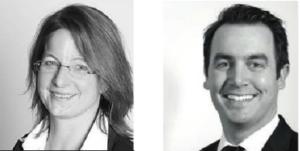 Die Autoren: Daniela Gebauer, Senior Beraterin und Björn Michel, Senior Berater, HCE Haubrok AG.