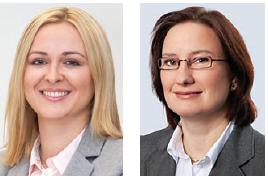 Ivana Blazanovic und Dr. Charlotte Brigitte Looß, MATHEE GmbH