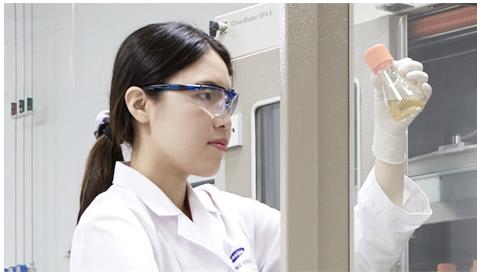 Samsung Biologics, die Biotech-Tochter von Samsung, plant den Börsengang.