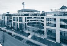 Teltowers in Teltow: Hauptmieter des gepflegten Bürohauses im Speckgürtel Berlins ist O2, die Kernmarke des größten Mobilfunkanbieter Deutschlands, Telefonica. Seit Ankauf wurde der Leerstand von von 17% auf 8% gesenkt und Mietpotential gehoben.
