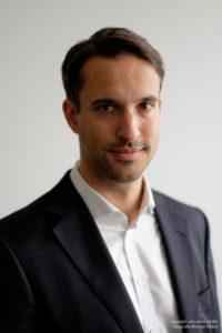 """Patrick Pfeffer: """"Wollen wir unser Know-how im wachstumsstarken Biotech-Sektor schärfen."""" Aescuvest GmbH, Fotografie Michael Weber"""