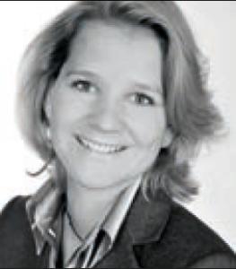 Claudia Schneckenburger, Vorstand, HCE Haubrok AG